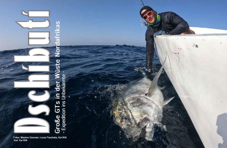 Bericht im Global Game Angler über Djibouti