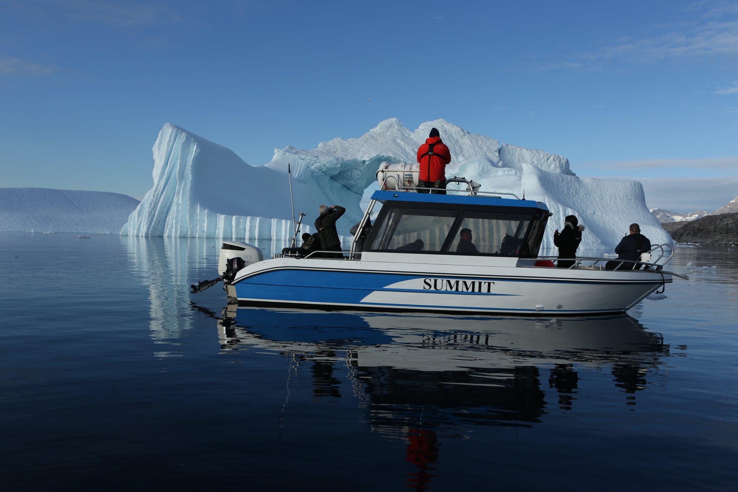 Greenland Expedition Sermilik-Fjord 07.09.-16.09.2021