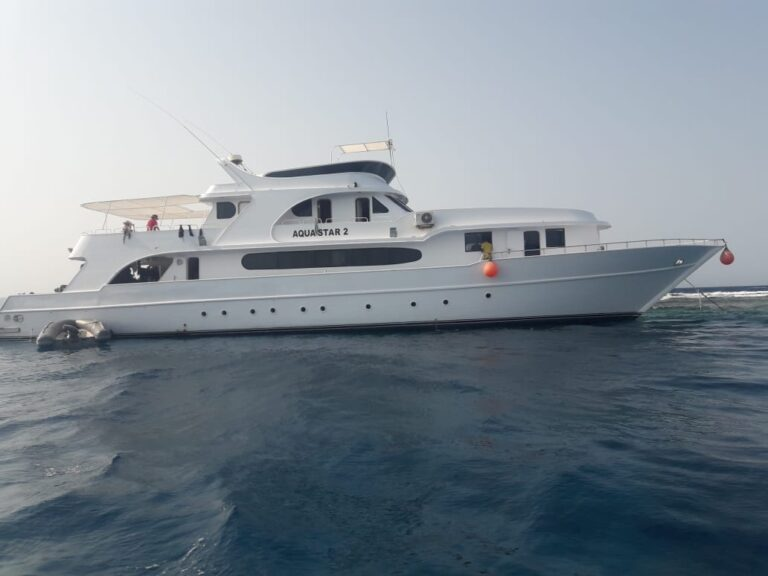 Egypt — New Year-Tour 09.01.-16.01.2021 and Spring-Tour 06.03.-13.03.2021 heading to St. Johns Reef